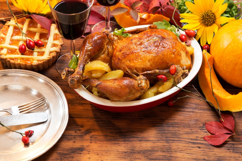 Happy Thanksgiving from VoiceLink Communications, VoiceLink Communications, Houston