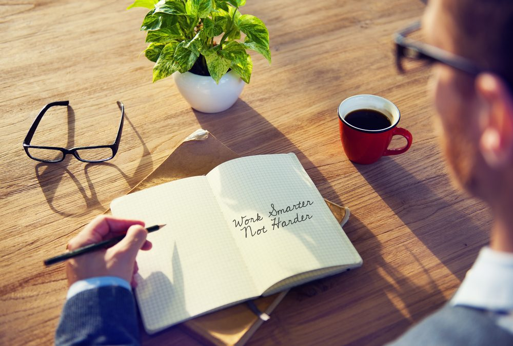 Work Smarter, Not Harder: The Meaning Behind the Quote
