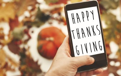 Happy Thanksgiving from VoiceLink Communications!